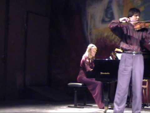 Fritz Kreisler - Rondino (On A Theme By Beethoven)