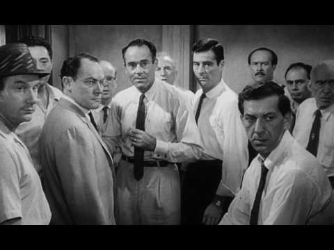 12 Angry Men  Original Trailer