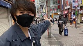 渋谷の街を歩いていたらとんでもないことが... #Shorts