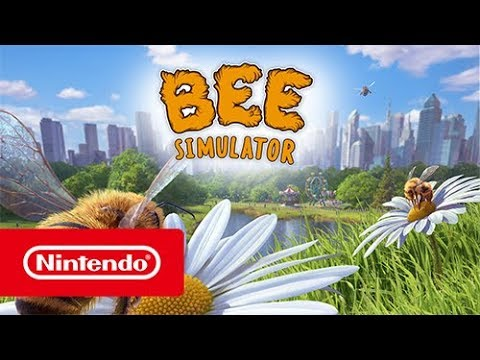 Bee Simulator - Bande-annonce de lancement (Nintendo Switch)