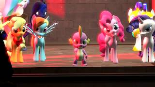 Twilight's Kiss of Terror: Friendship is Terrifying S1E1