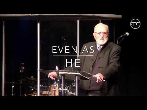 Even As He | Norman Meeten