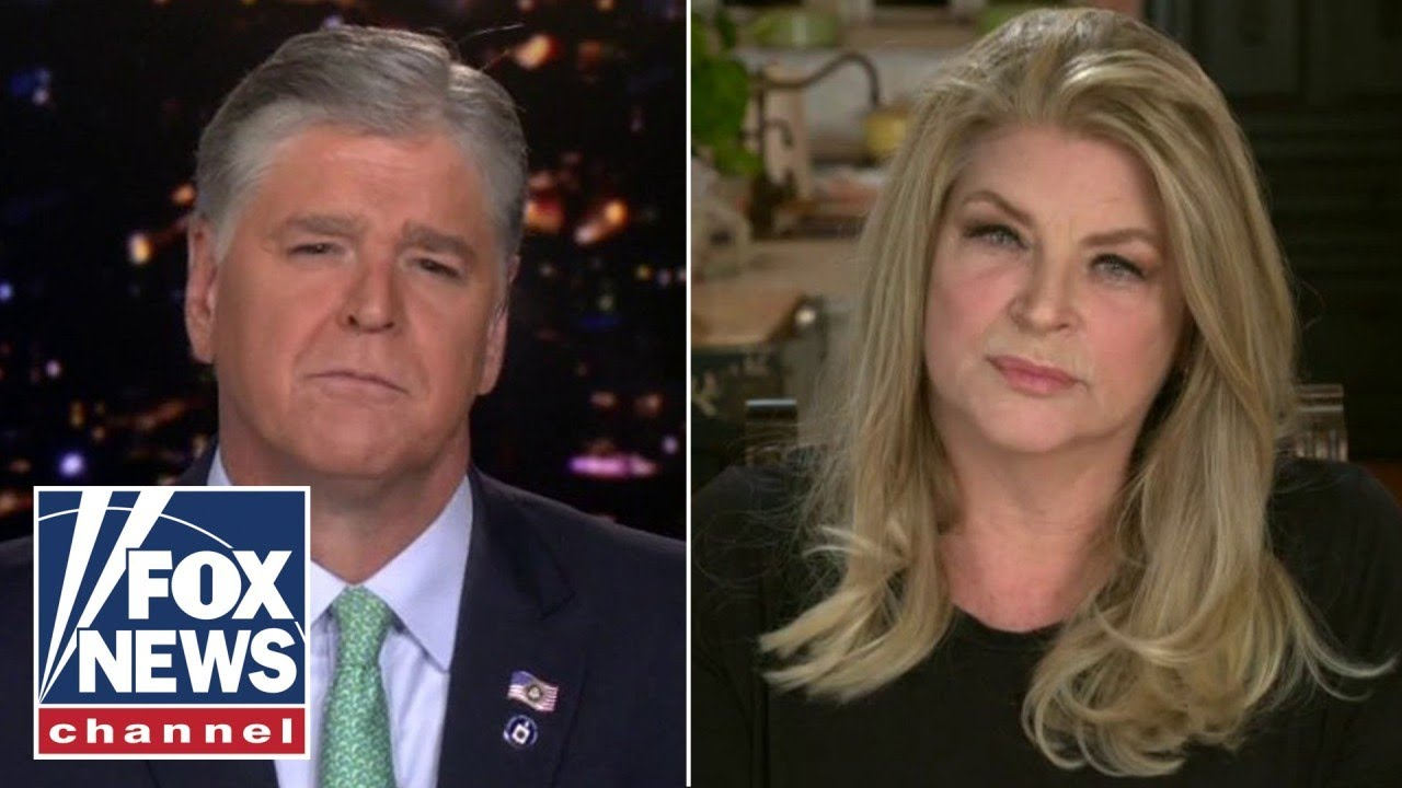 Kirstie Alley joins 'Hannity' after receiving backlash over Trump support - Fox News
