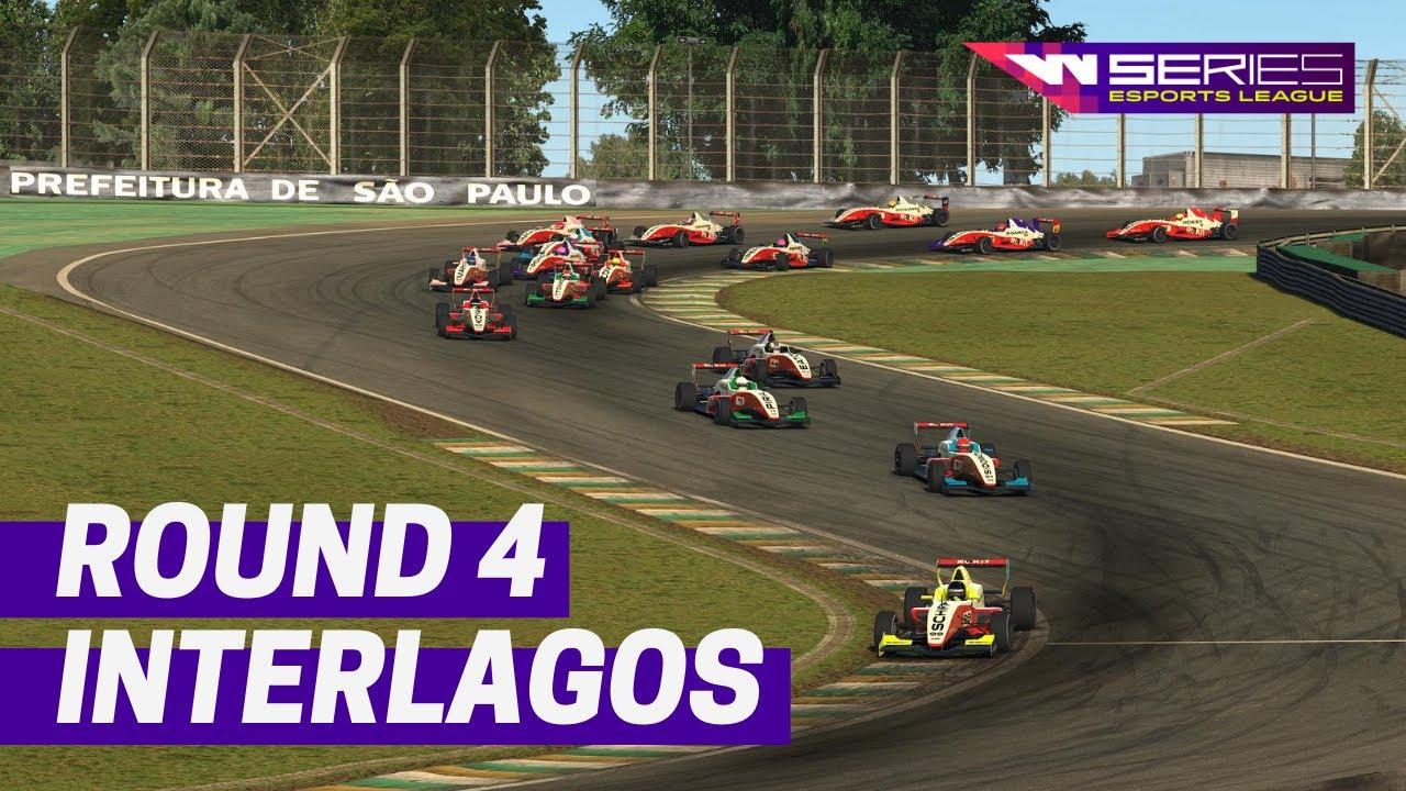 W Series Esports League | Round 4: Interlagos LIVESTREAM