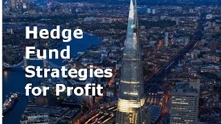 How do Hedge Funds Make Money?, From YouTubeVideos