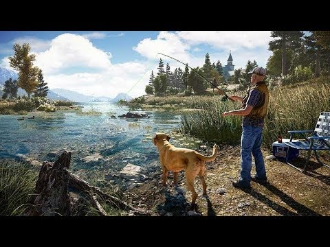 Far Cry 5: Fish For The Admiral