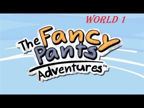 ПАРЕНЬ В ВЕСЕЛЫХ ШТАНИШКАХ (the fancy pants adventure)
