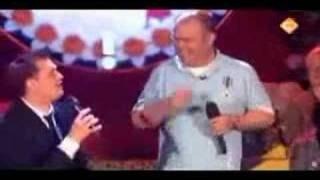 Home Michael Buble with Paul de Leeuw