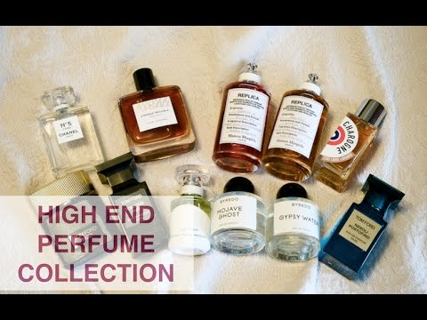 High End Perfume Collection | Chanel, Byredo, Tom Ford, Etat libre d'Orange, Maison Margiela
