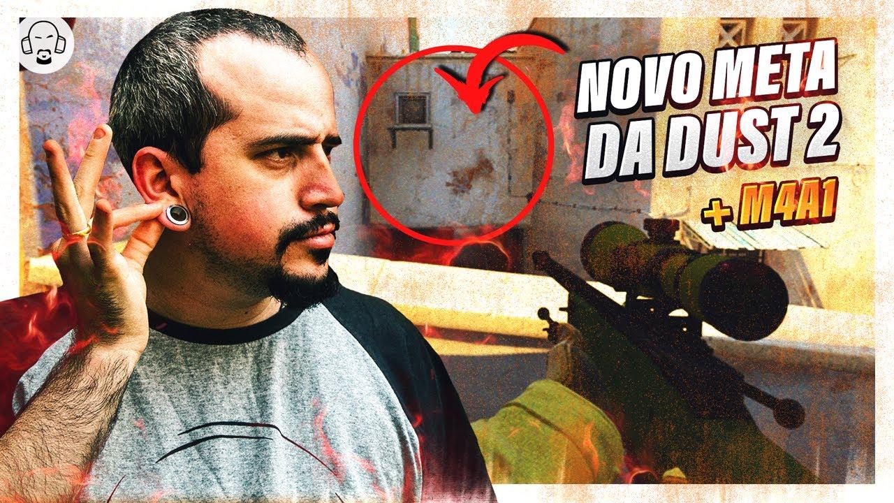 Download NOVO META DA DUST 2 + M4A1