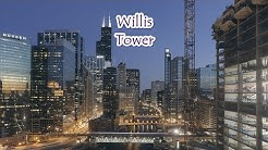 Willis Tower - Hours, Skydeck Tickets, Height, Facts