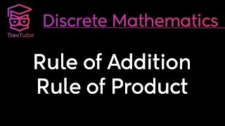 [Discrete Mathematics] Rule of Sum and Rule of Product
