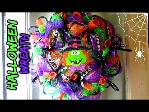 Halloween Deco Mesh