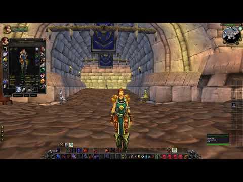 Vanilla Fury Warrior Pre Raid Bis Gear and Enchants! - YouTube