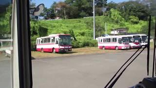 ミヤコーバス 前面展望 菅生線1 (村田営業所~東足立)