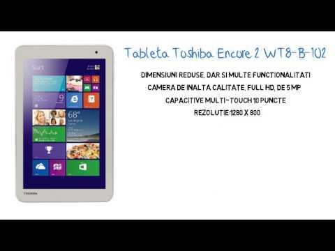 Tableta Toshiba Encore 2 WT8 B 102