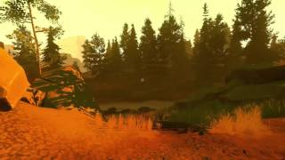 Game Natures: Firewatch and The Long Dark