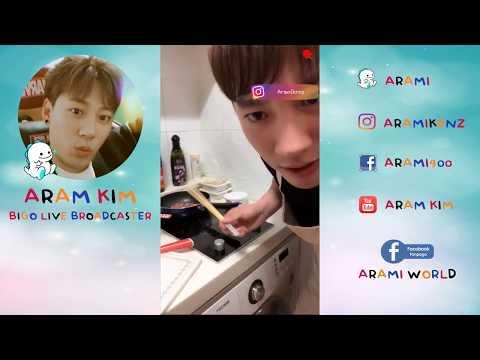 Arami Bigo Live Broadcast March 24, 2018
