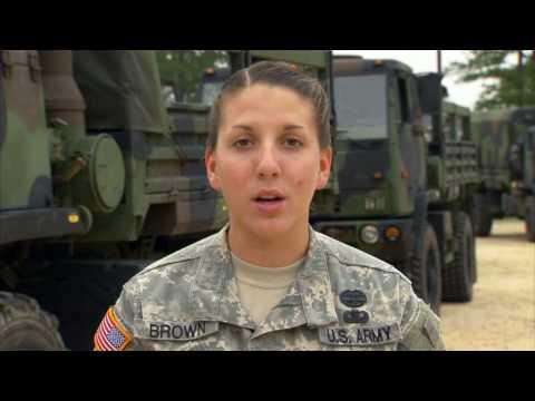 Spc. Monica Brown - U.S. Army Face of Strength