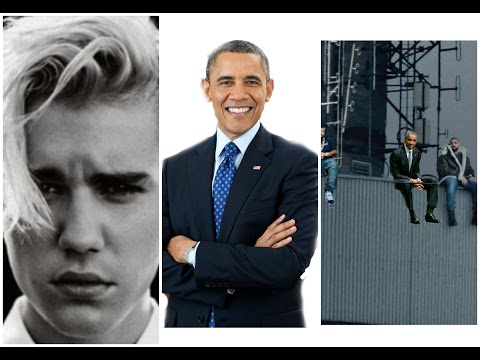 Obama Sings One Dance By drake and Let Me love You By DJ snake Ft Justin Bieber