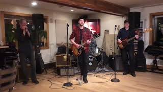 """Anthony Russo Band with """"Funny Bone"""" cover"""