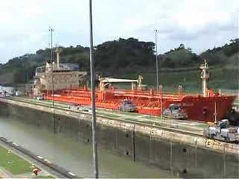 Future of Panama Canal - and how it works - by Patrick Dixon