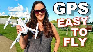 Very Easy To Fly GPS Drone - Bugs 3 Pro - TheRcSaylors