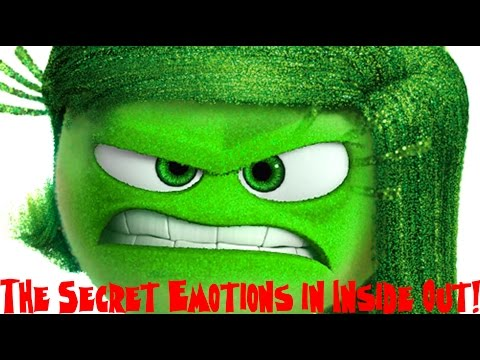 The Secret Emotions in Inside Out! [Theory]