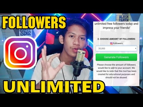 Cara Menambah Followers Instagram Indonesia 30K