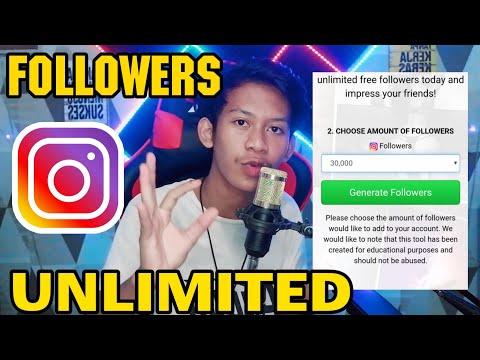 Cara Menambah Followers Instagram Indonesia 30K