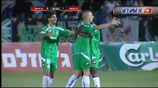 15 השערים הכי גדולים של עונת האליפות של מכבי חיפה 2010/11