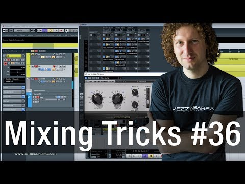 Overdubbing vocal tracks | Mixing Tricks #36