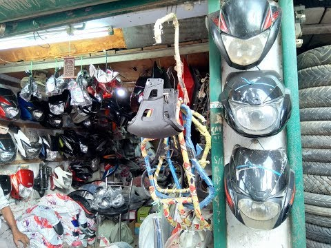 All Bikes Spare Parts Market In Cheapest Price | Chor Bazar in Patna | PATNA BIKES