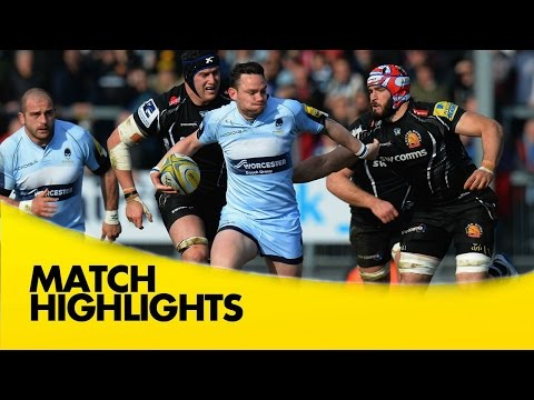Exeter Chiefs v Worcester Warriors - Aviva Premiership 2015/16