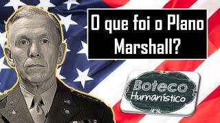 O Que Foi O Plano Marshall?