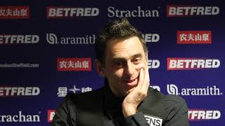 Day 5 Wrap: A win for Judd Trump and Ronnie O'Sullivan talks Big Brother