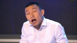 КВН 2015 Кубок мэра Москвы - Конкурс капитанов