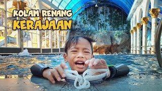 BERENANG DI KOLAM KERAJAAN |  Feat Imoo Watch Phone Z2 | Grand Paradise