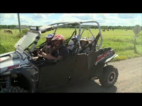 ATVing in Wisconsin - Four Wheels. Four Counties. | Douglas County