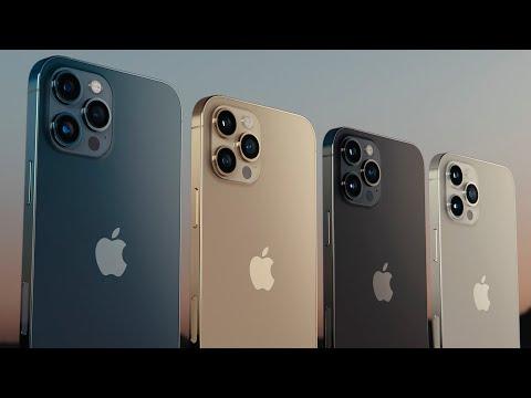 Презентация iPhone 12 Pro