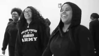 Sugar Creek Charter's High School Student Council Reveal Cypher