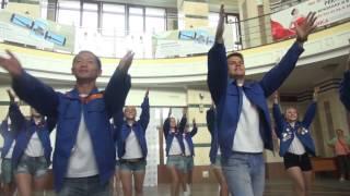 Всероссийский танцевальный флешмоб Российских студенческих отрядов