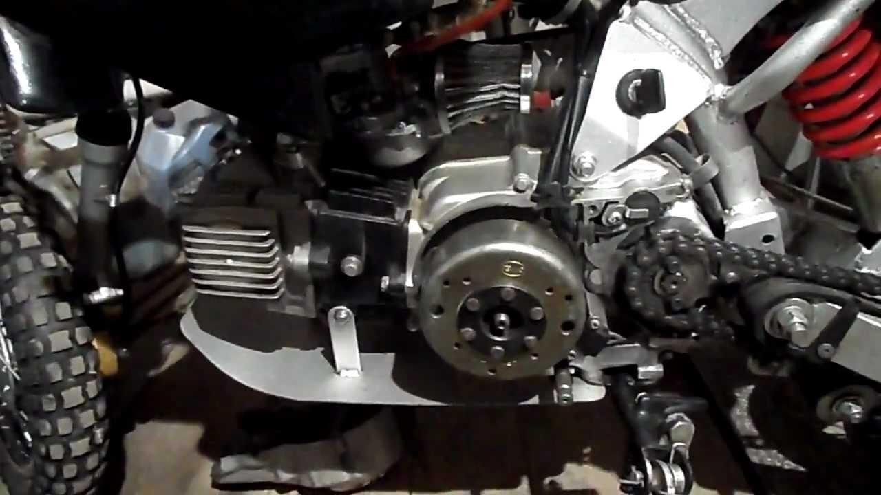 схема электрооборудования скутера defiant vegas 125cc