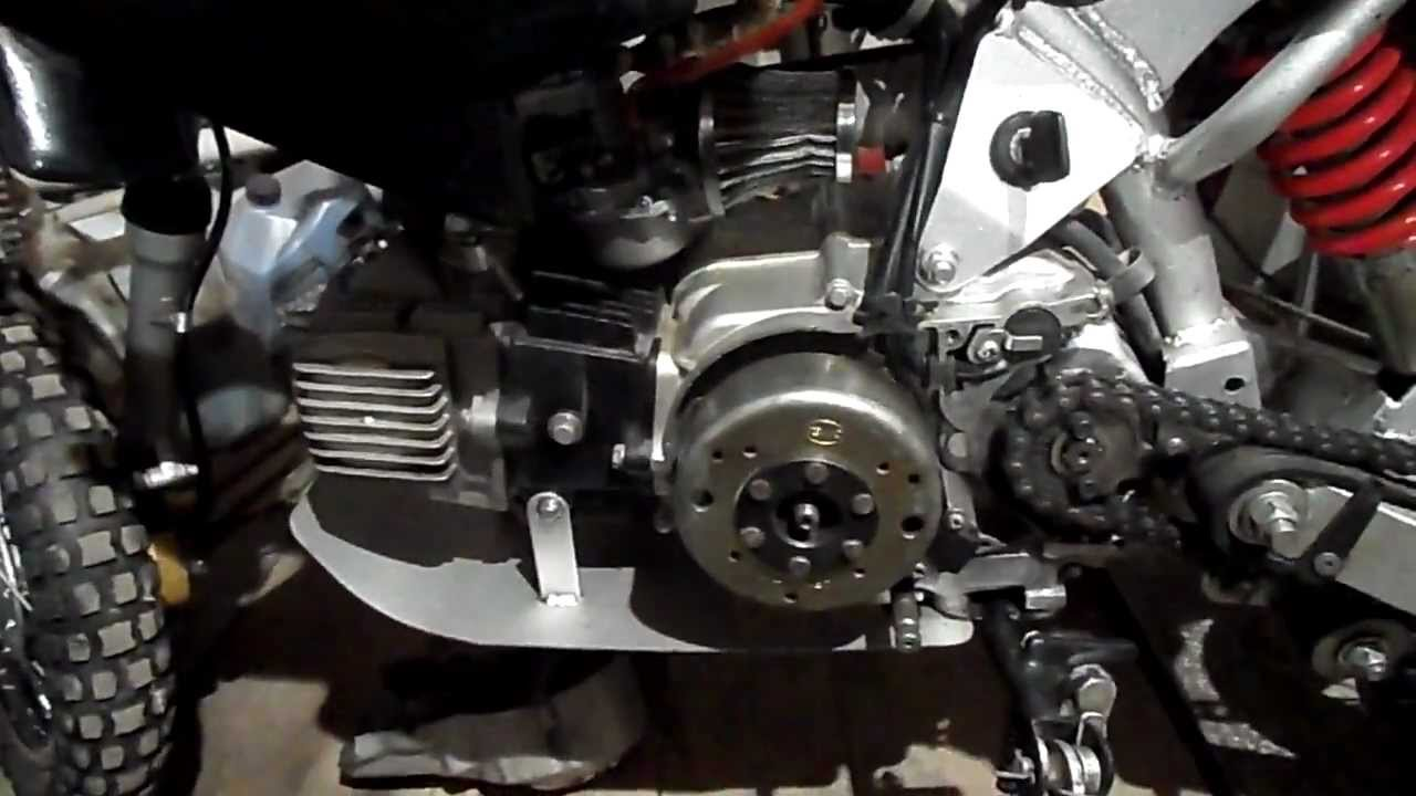 схема электро проводки скутера форсаж