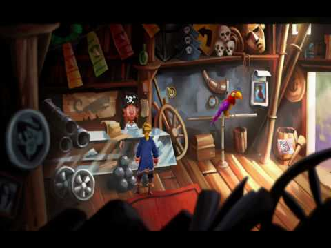 Monkey Island 2:LeChuck's Revenge (Special Edition) Walkthrough part 13  