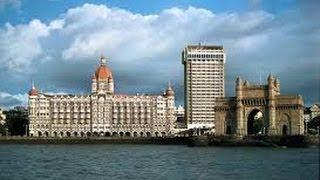 Gateway of India & Hotel Taj Mahal Palace at Mumbai