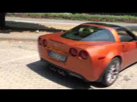 Corvette C6, C5, C3 C2, C1