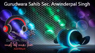 SADA Radio interview with Sikh scholar Arwinderpal Singh