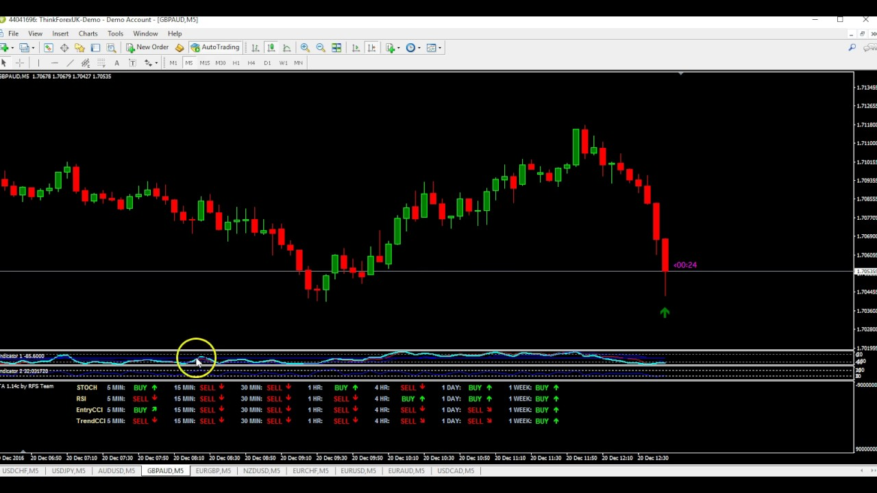Binary options trade assistant