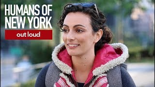 Humans of NY Out Loud: Success